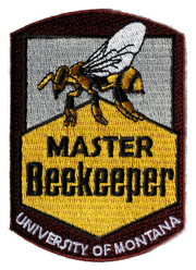 Master Beekeeper Patch