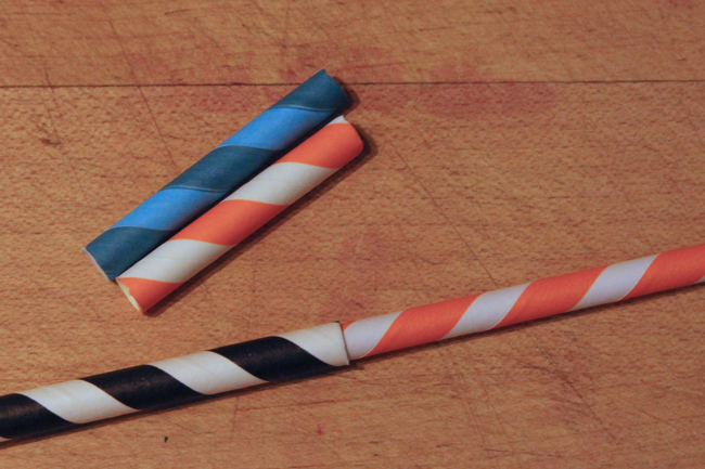 Straws-of-different-sizes